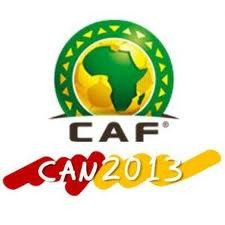 CAN 2013 : le calendrier des matches